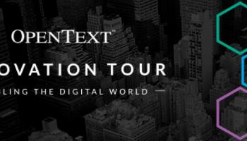 OpenText Innovation Tour 2017